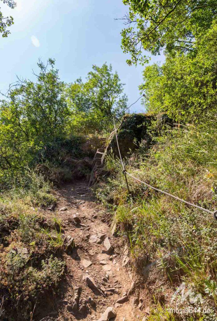 Klettersteig Etappe 21