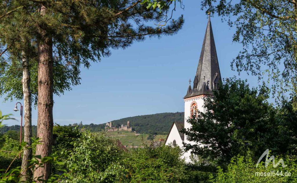 Löf und Burg Thurant
