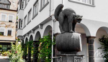 Schwarze-Katz Brunnen