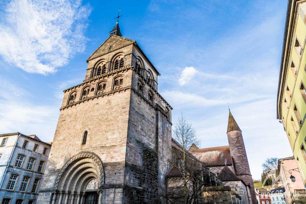 Basilika St-Maurice