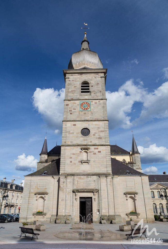 Ehemalige Stiftskirche Saint-Pierre