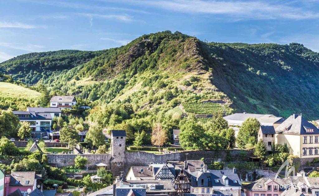 Altstadt und Stadtmauer