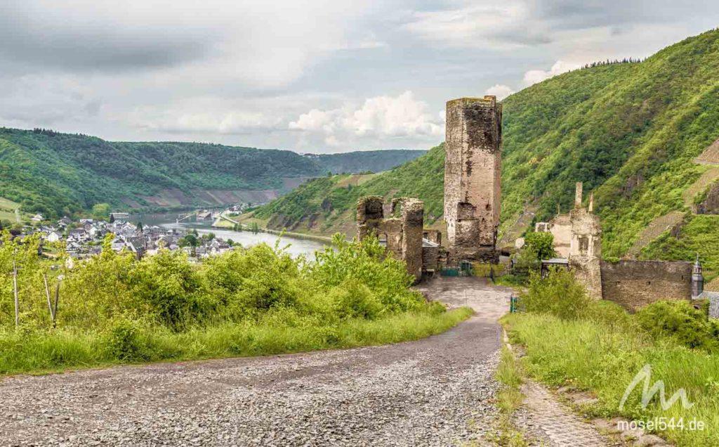Burg Metternich Etappe 17