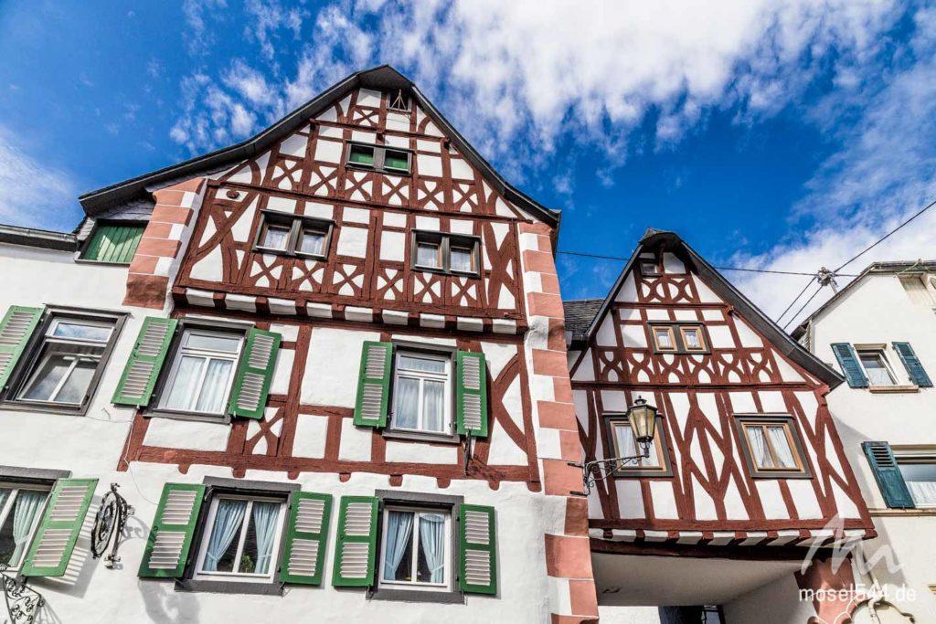 Historische Fassaden Ediger