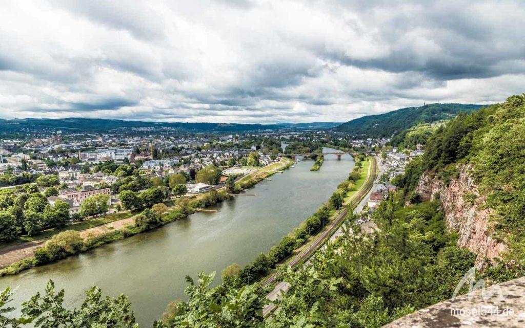Ausblick auf Trier