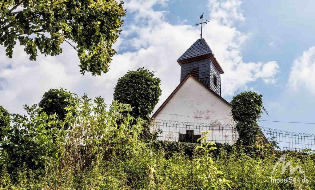 Die Kapelle von Rehlingen.