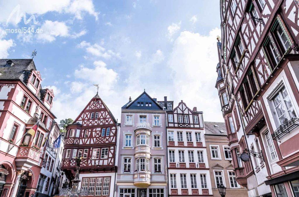 Bernkastel-Kues historischer Markt