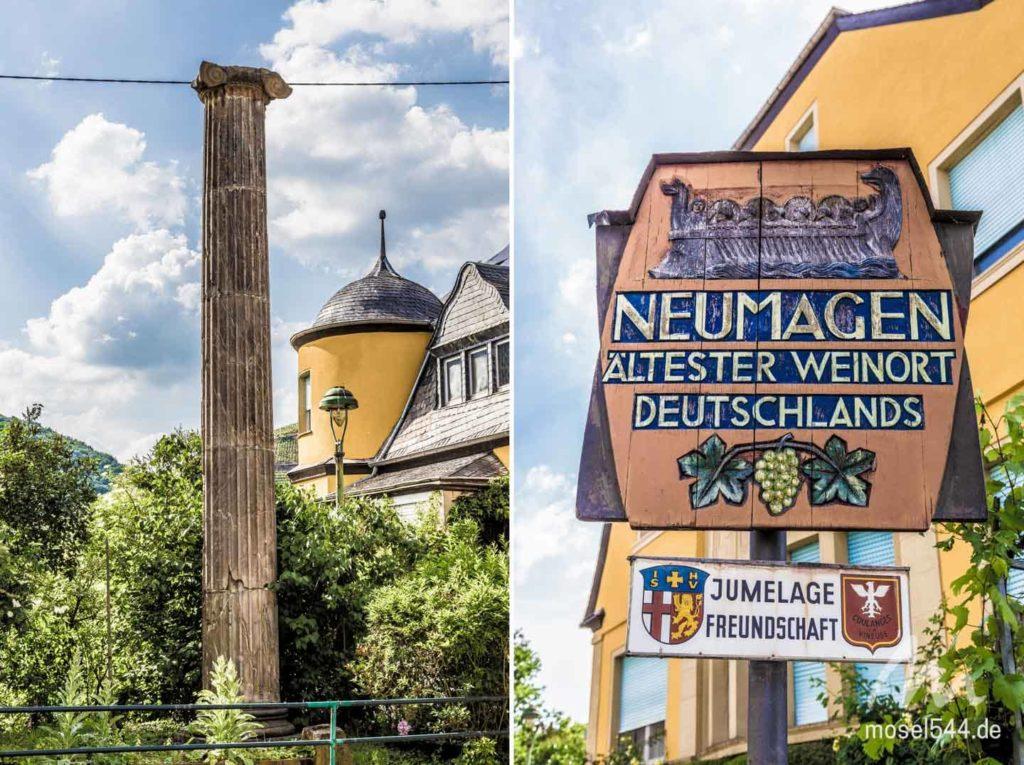 Ältester Weinort Deutschlands