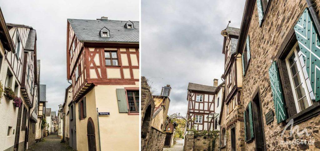 Historische Brunnenstrasse Fankel